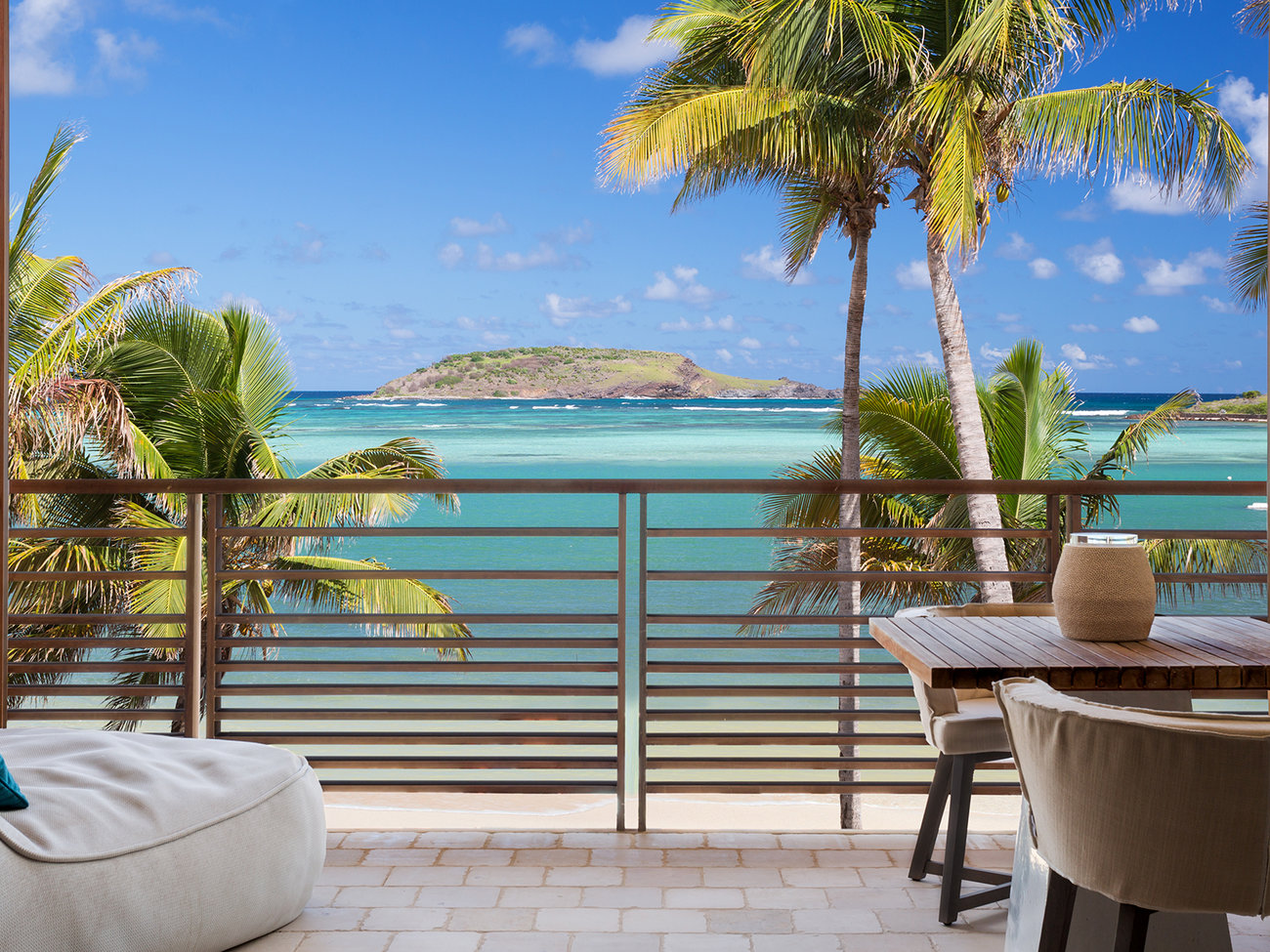 La Spa at Le Barthélemy in St. Barts