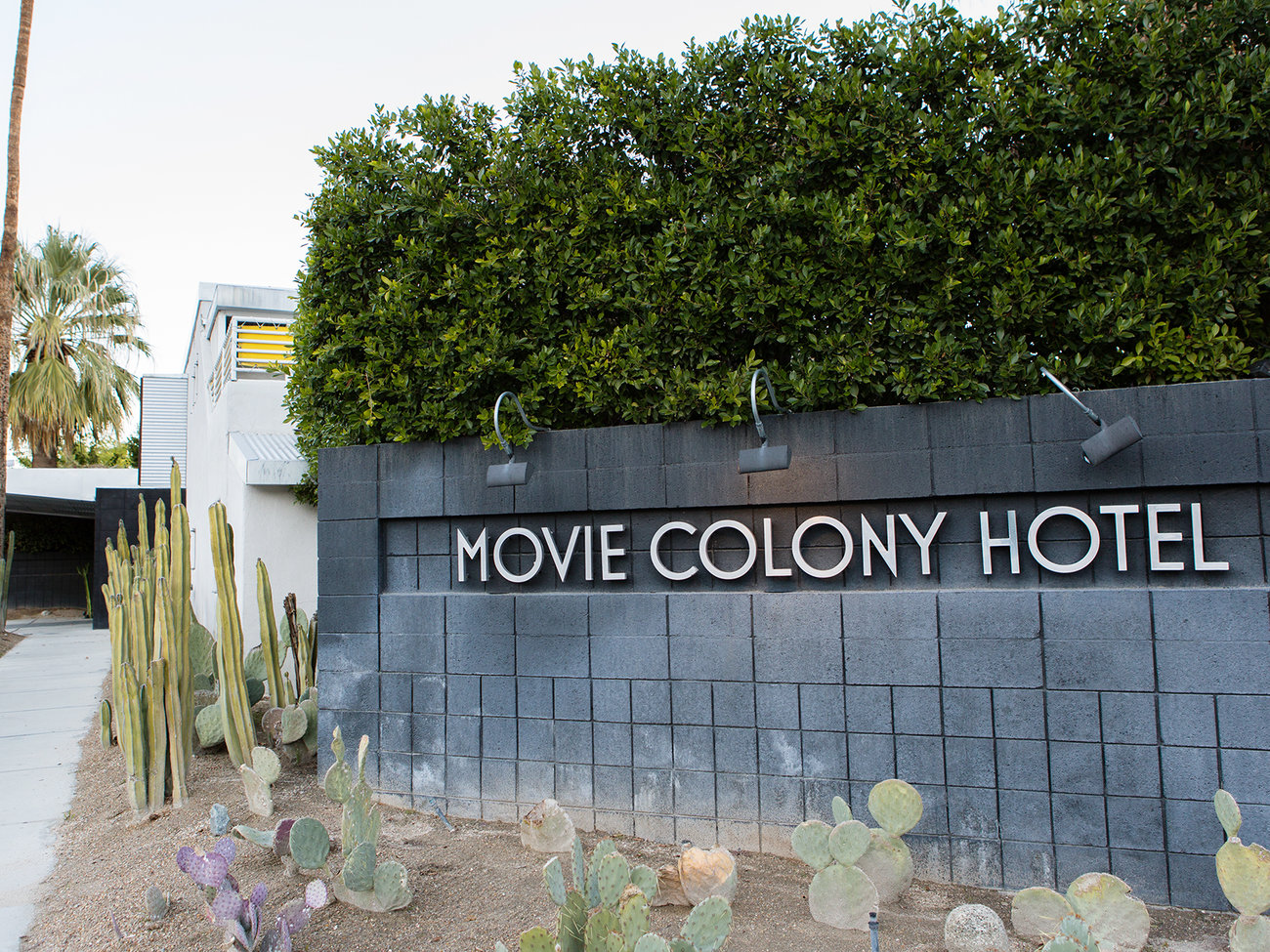 Movie Colony Hotel in Palm Springs