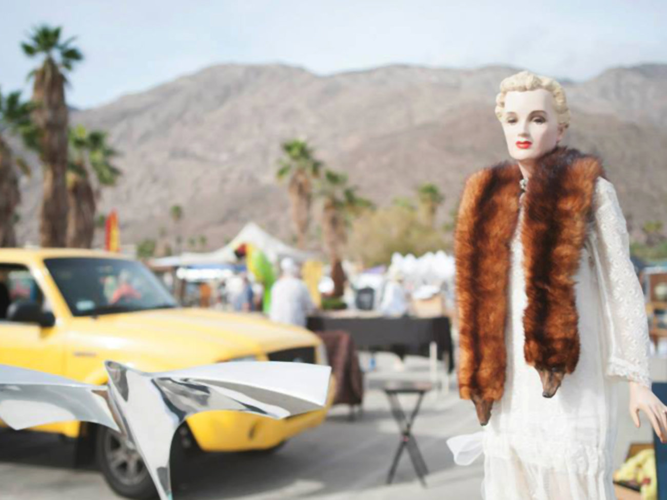 Palm Springs Vintage Market