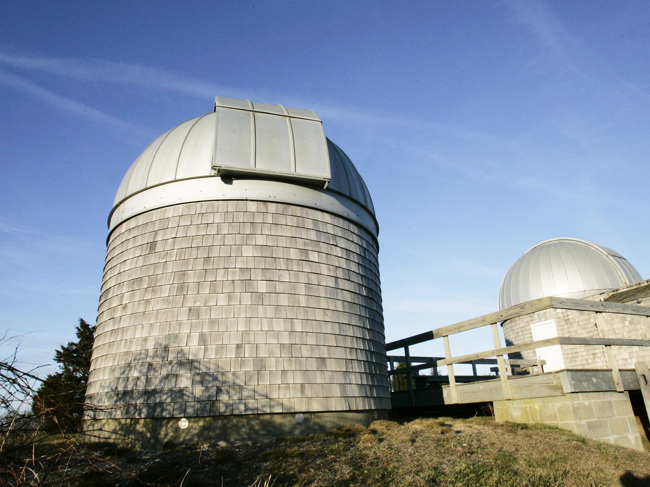 Loines Observatory in Nantucket