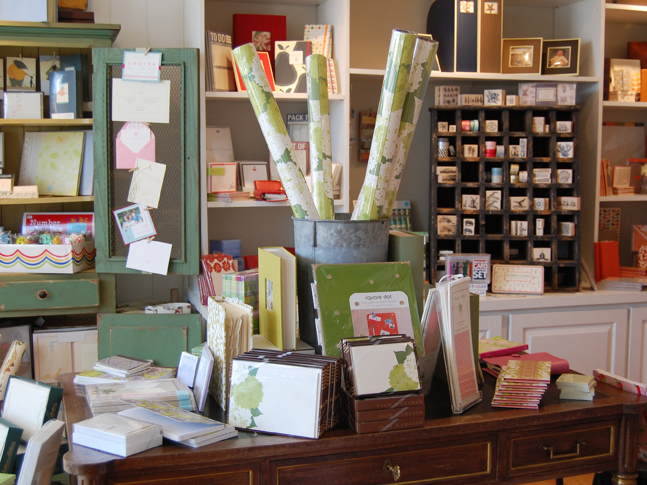 Parchment Store in Nantucket