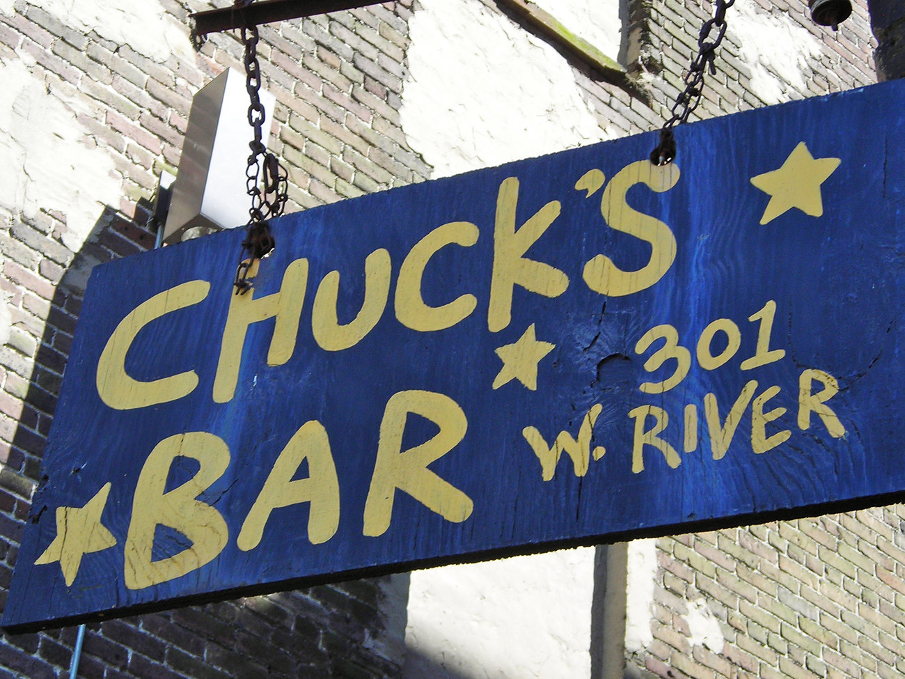 Chuck's Bar in Savannah