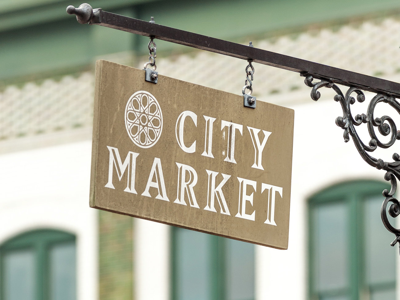 City Market in Savannah