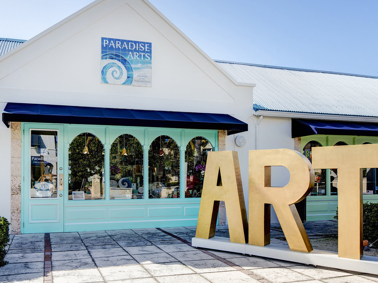 Paradise Arts in Turks and Caicos