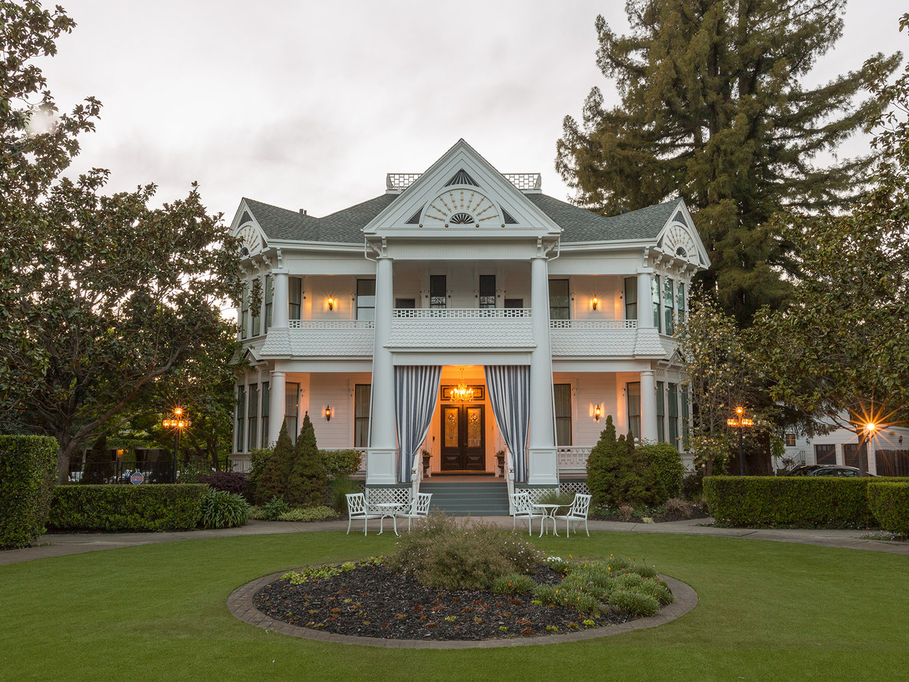 The White House Hotel in Napa