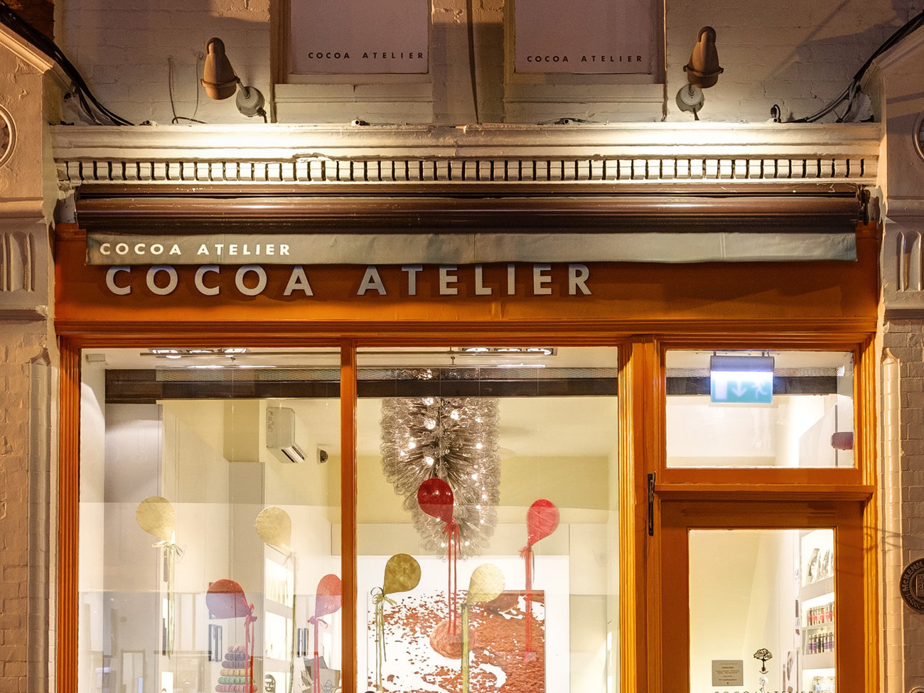 Cocoa Atelier Chocolate Store in Dublin
