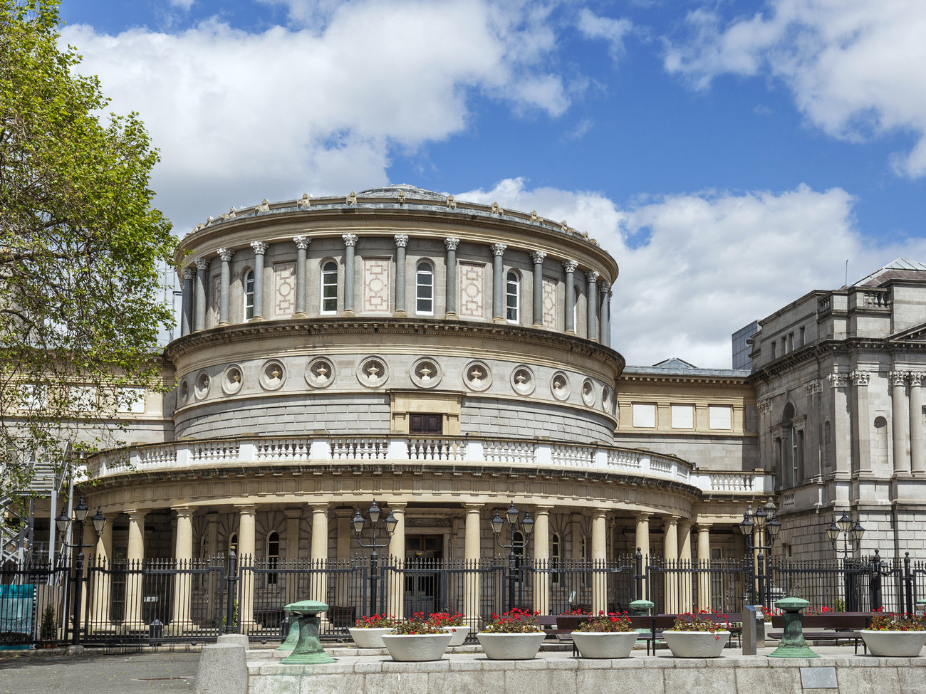 National Museum of Ireland Archaeology in Dublin