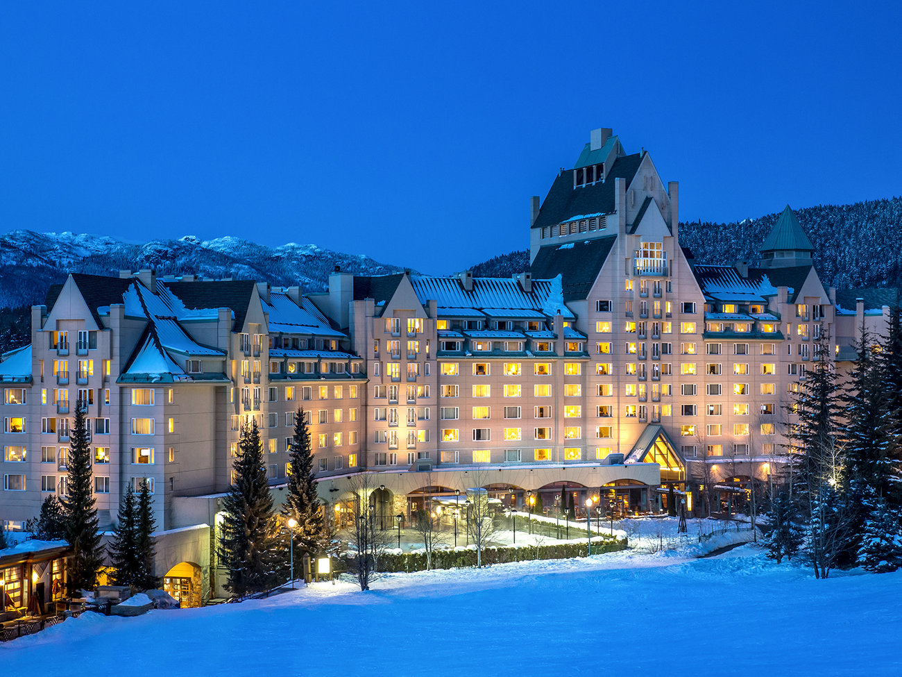 Fairmont Chateau Whistler Hotel