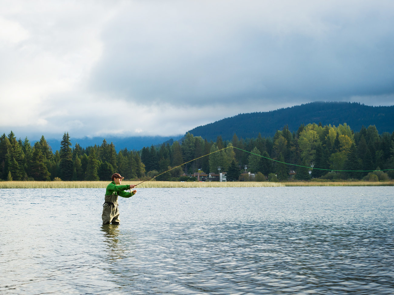 Fishing Tours in Whistler