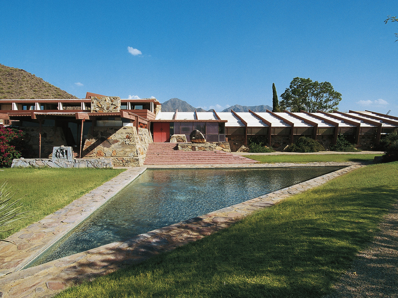 Taliesin West House in Scottsdale