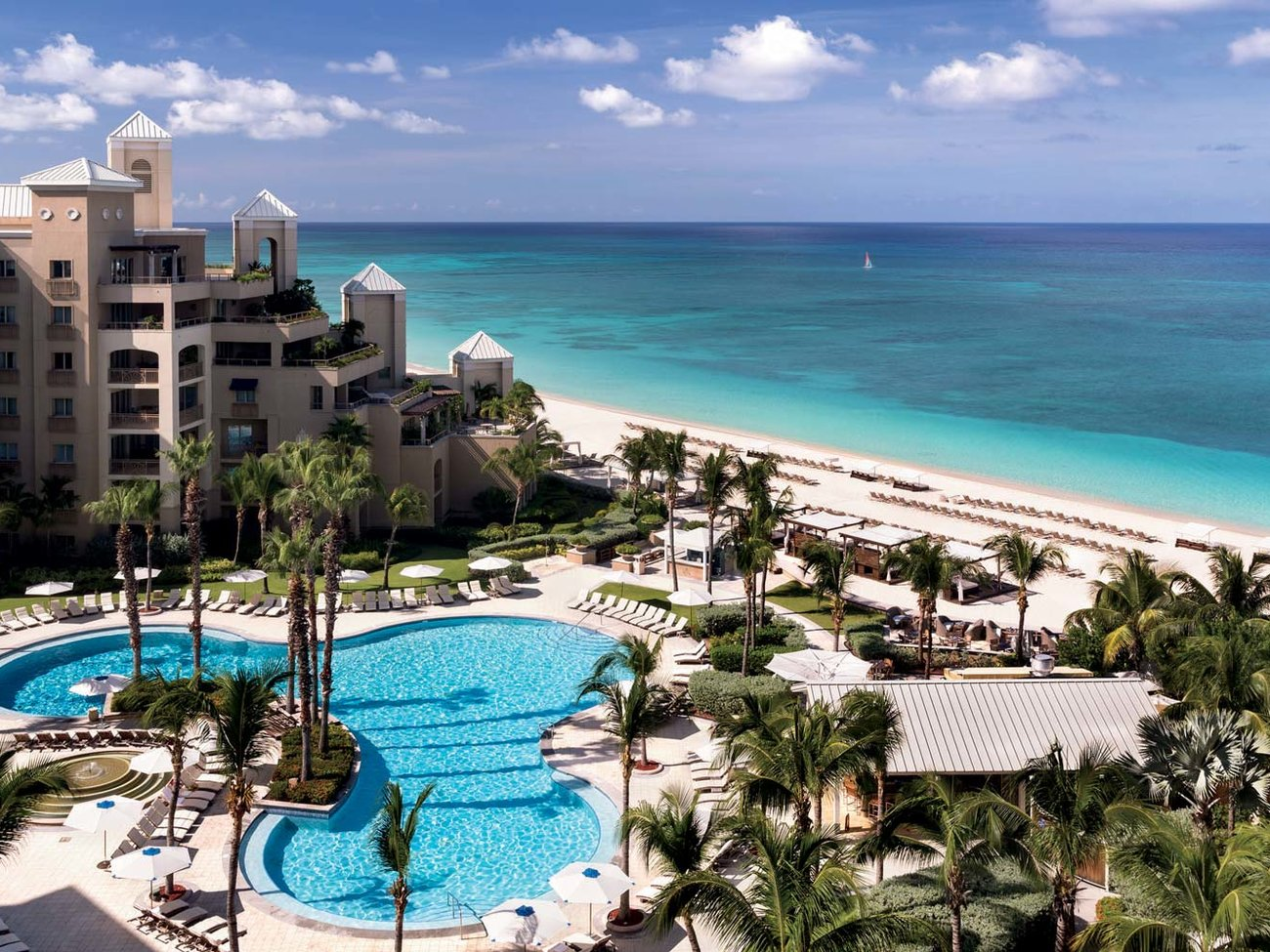 ritz carlton grand cayman