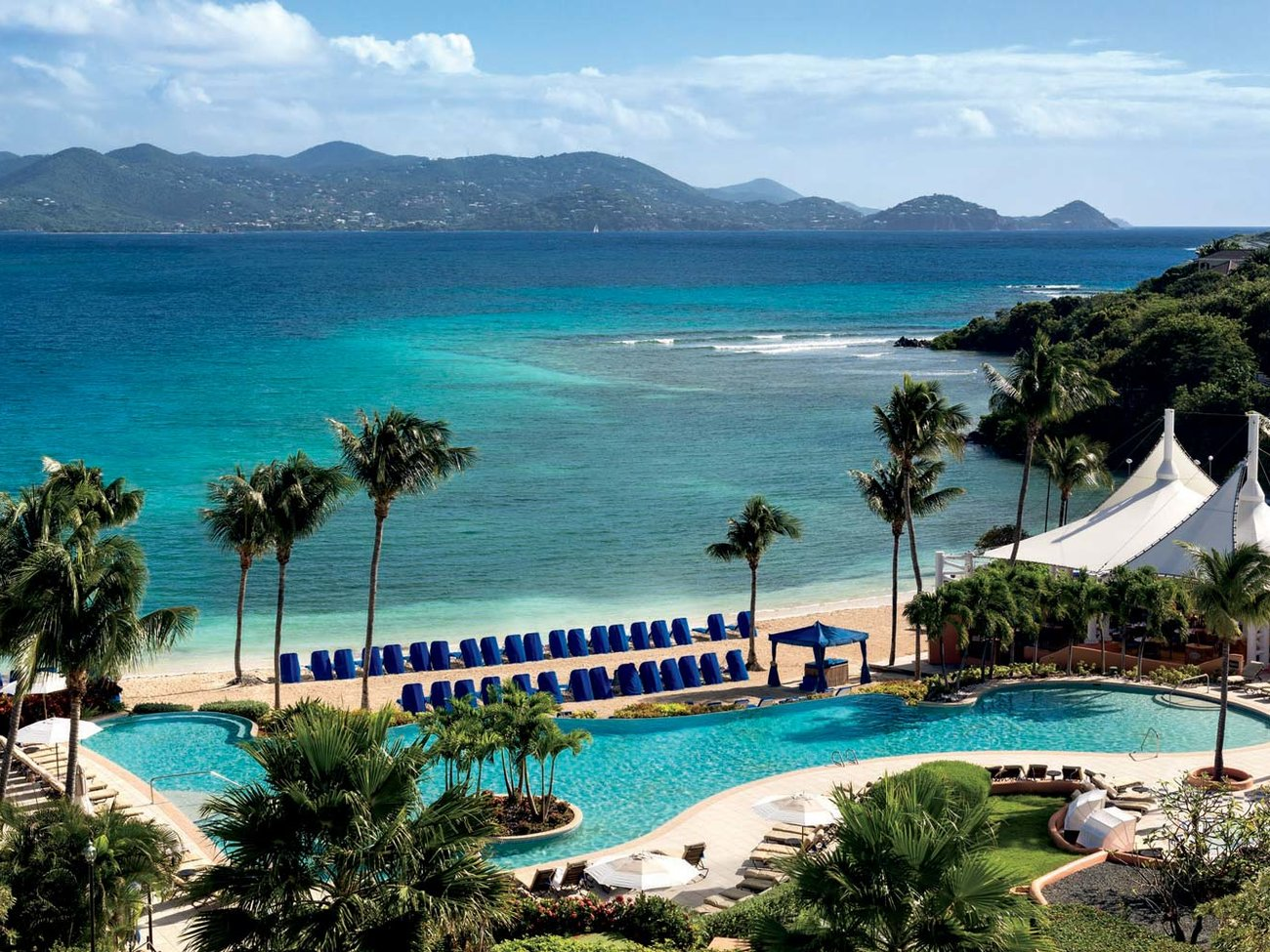 ritz carlton St Thomas
