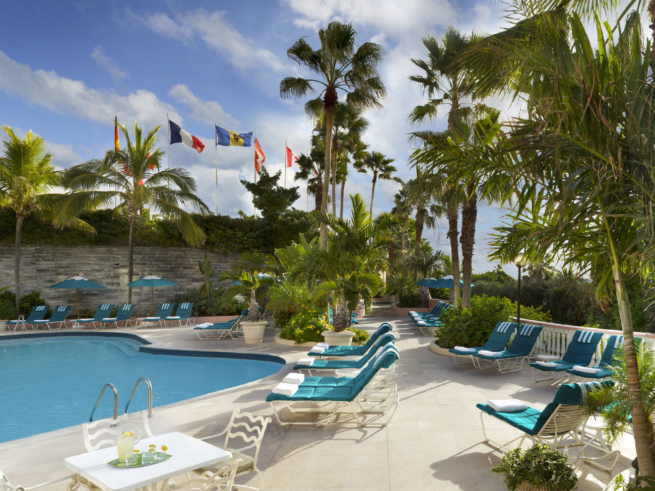 Fairmont Southampton Resort Hotel in Bermuda