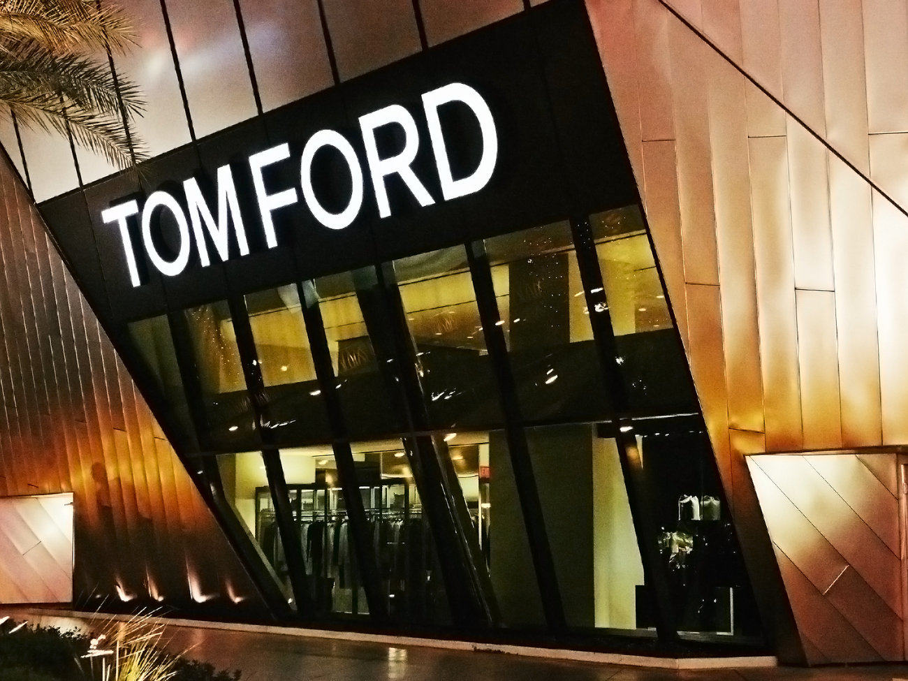 Tom Ford Shop in Las Vegas