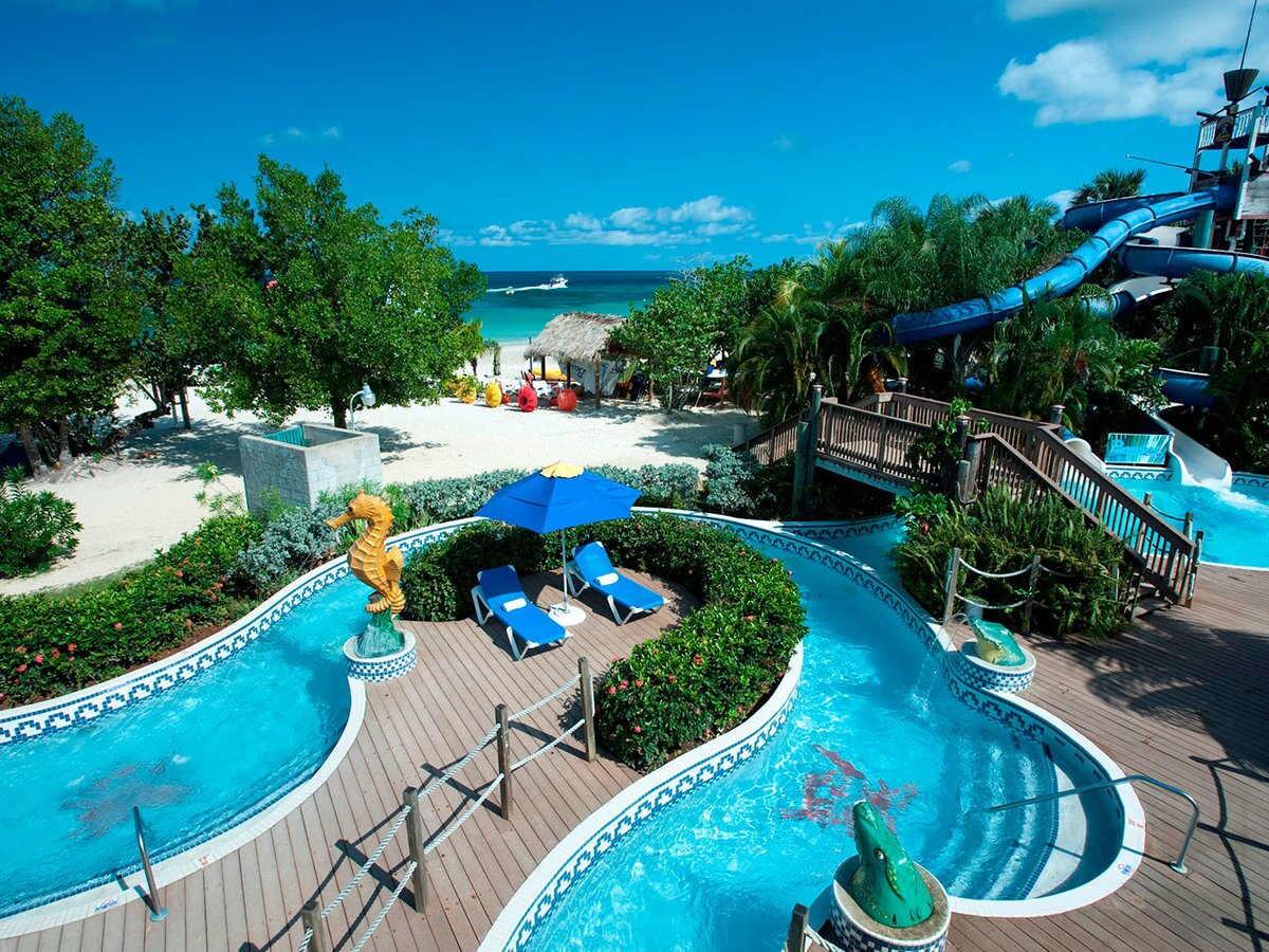 Beaches Negril Resort Spa Travel