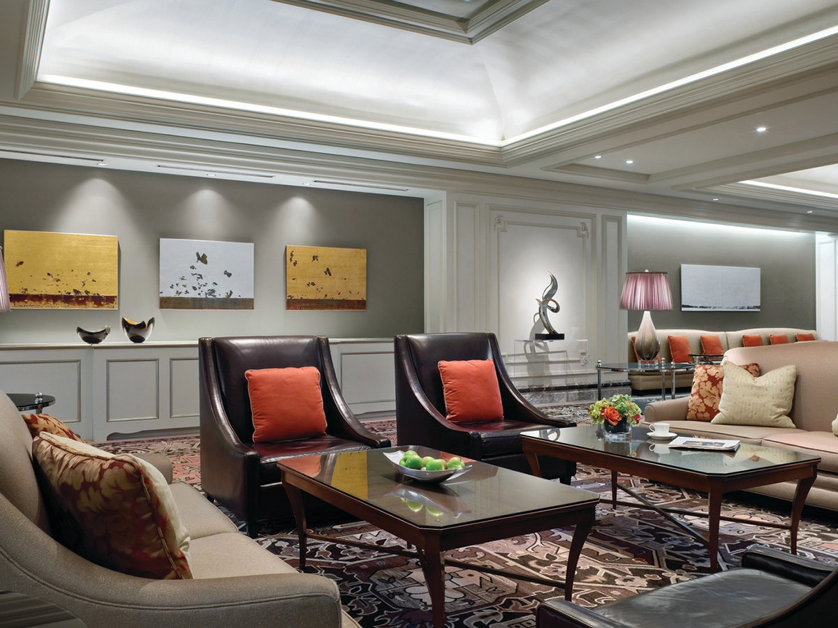Four Seasons meeting facilities
