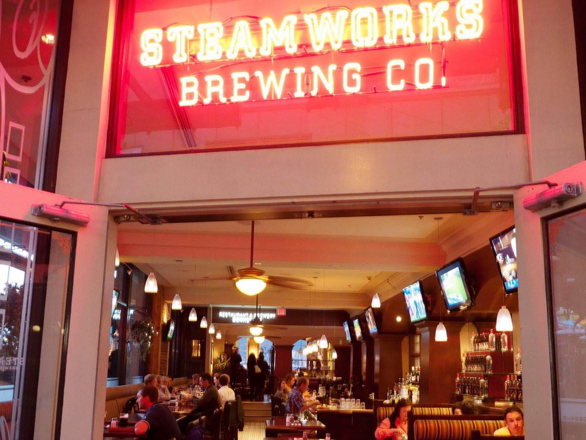 Steamworks Brewing Co  | Travel + Leisure