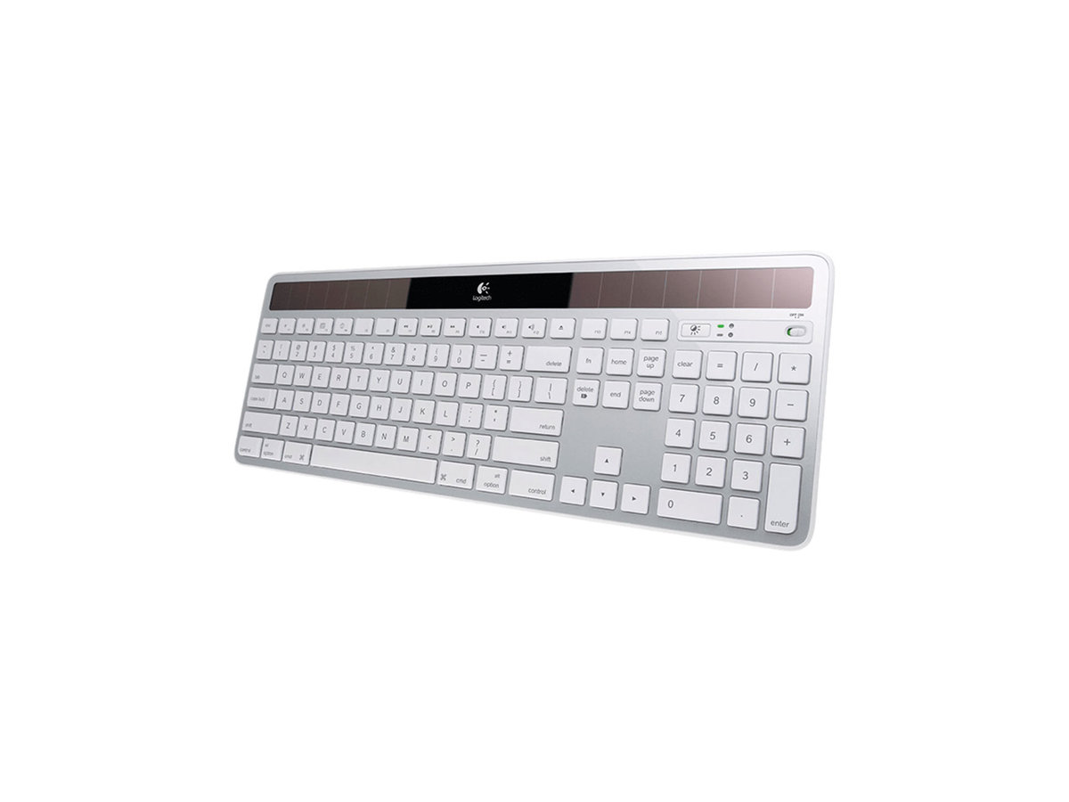 Logictech Solar Power Keyboard