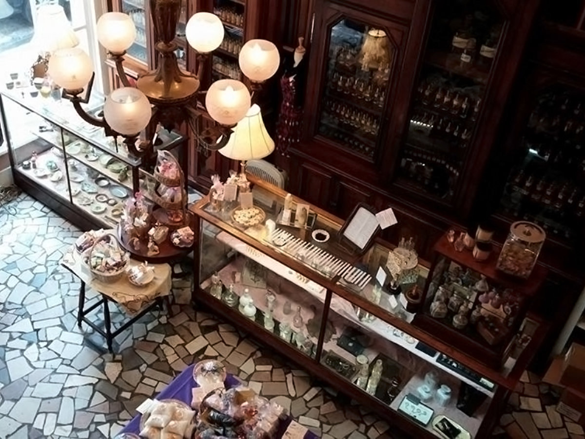 Hove Parfumeur Store in New Orleans