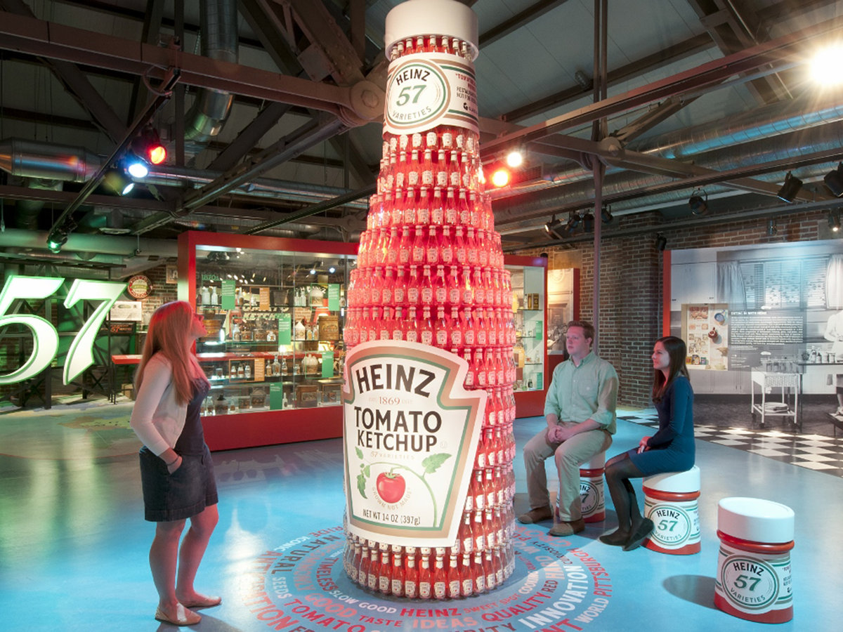 Heinz History Center in Pittsburgh