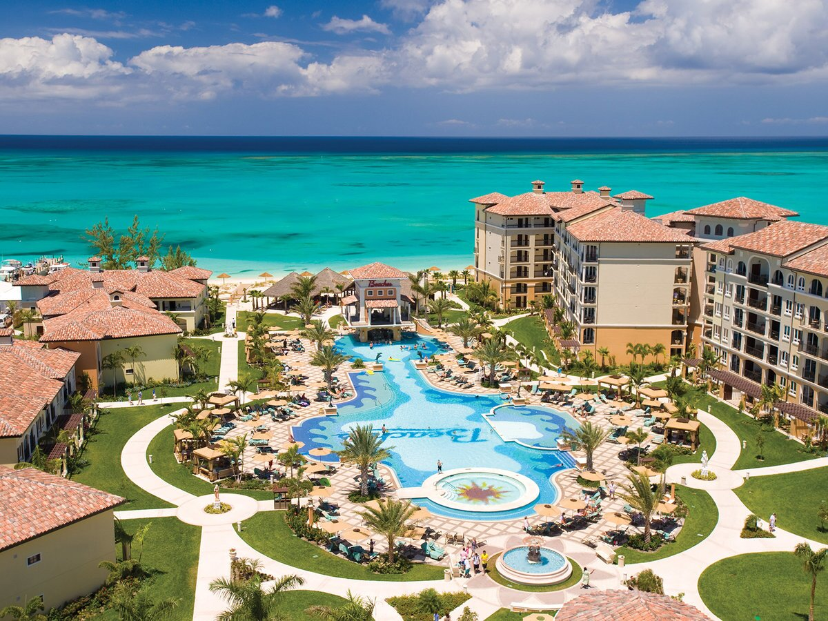 Turks And Caicos Resorts >> Beaches Turks And Caicos Travel Leisure