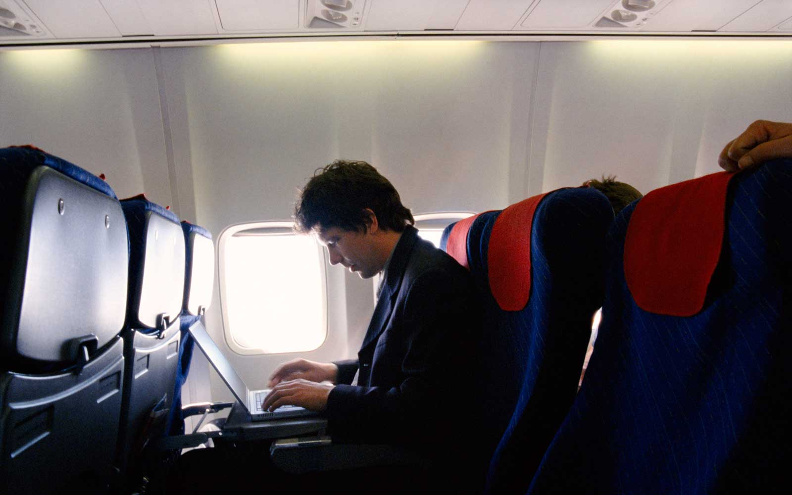 You're Using Your Laptop Wrong In-Flight