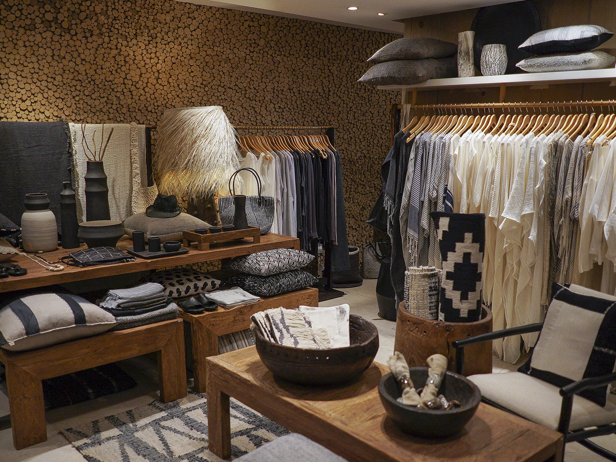 Yume St. Barth Store in St. Barts