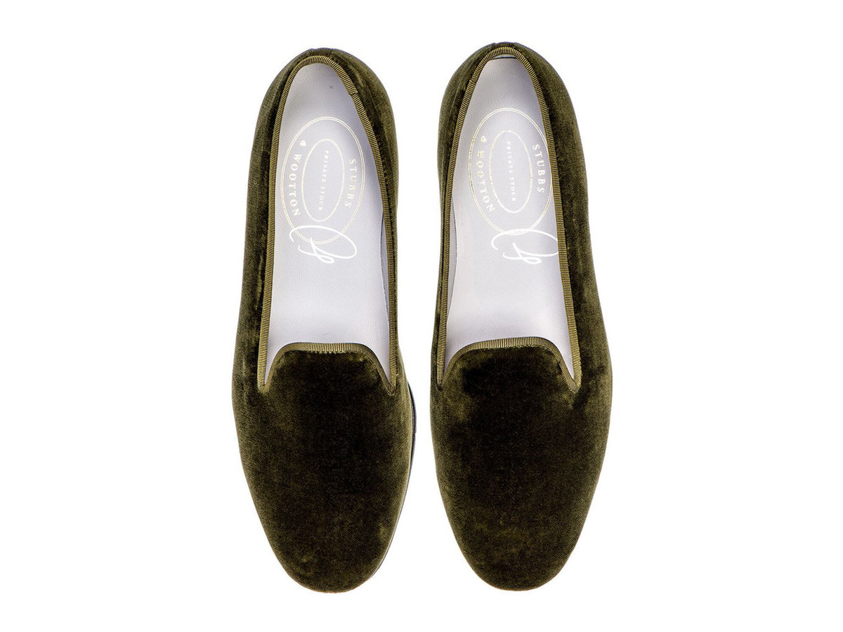 Stubbs & Wootton Private Stock Slipper
