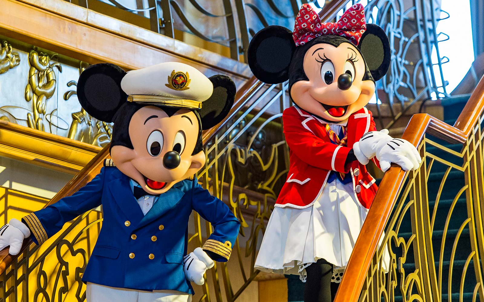Disney Cruise Lines ship world travel holiday vacation