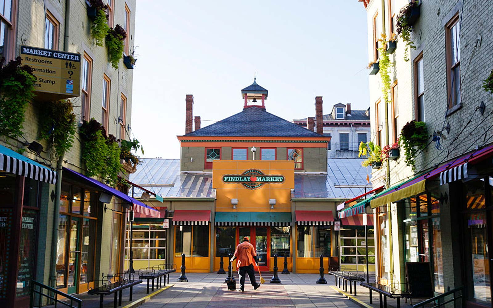 Findlay Market is Ohio's oldest continuously operated public market and one of Cincinnati's most cherished institutions