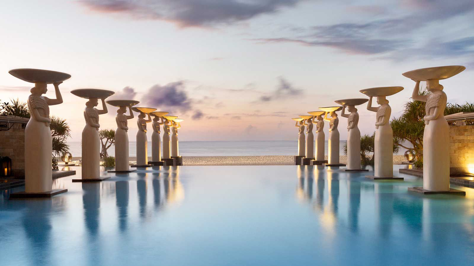 Best Resorts in Indonesia, Travel + Leisure World's Best Awards (Pictured: The Mulia, Bali)