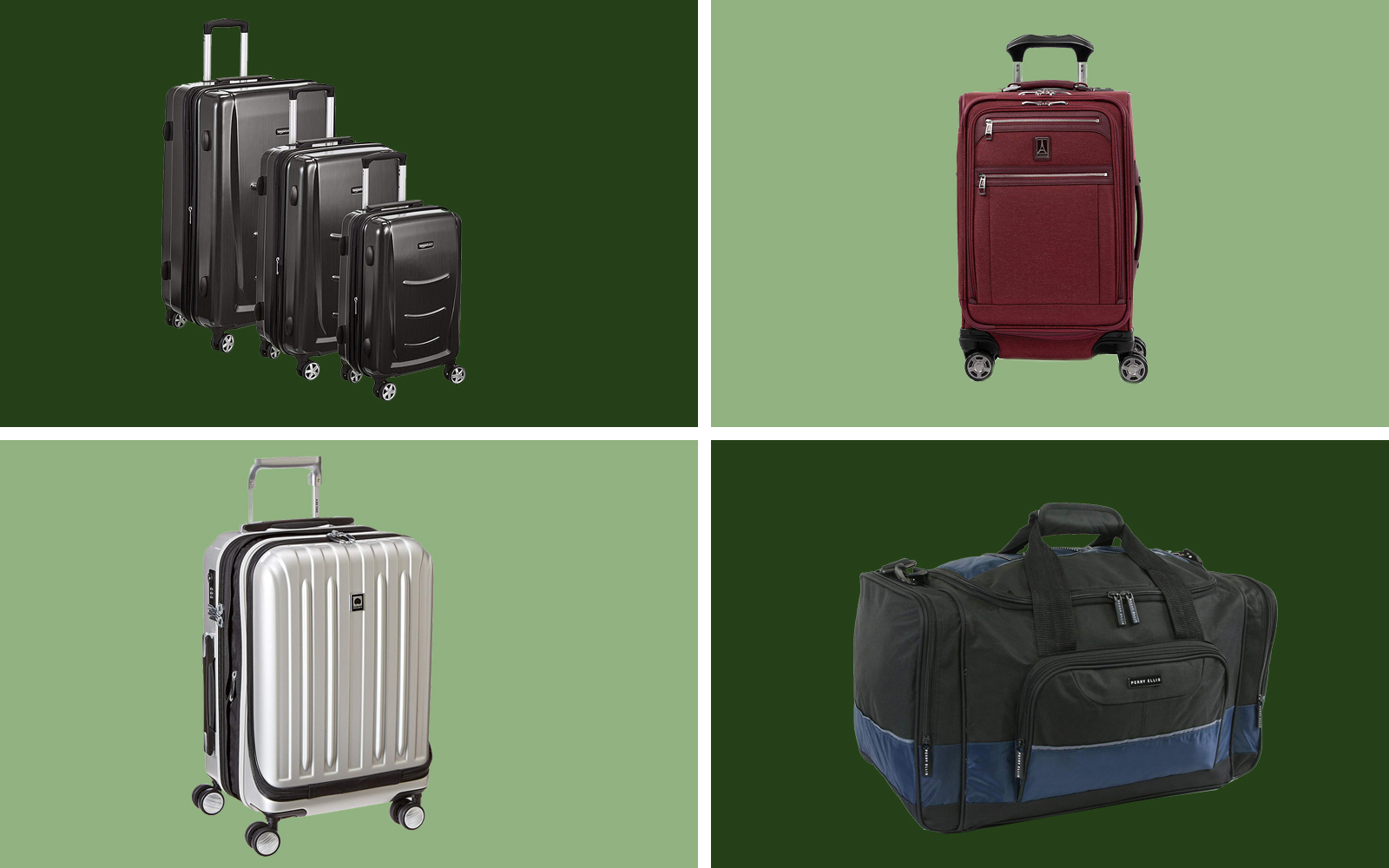 Carry on Luggage Tout