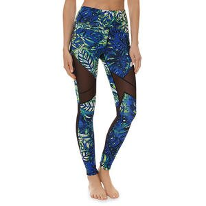11 Tropical Patterned Workout Leggings To Help You Beat The Winter Blahs Health Com