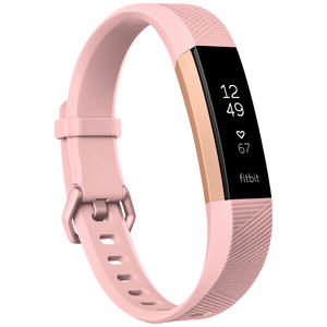 pink fitbit