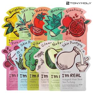 TONYMOLY I'm Real Mask Sheet Pack of 11
