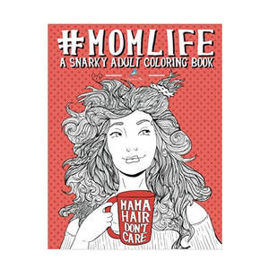 mom-life-coloring-book