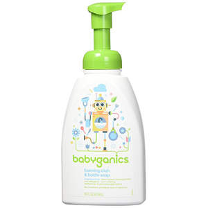 best-dish-soap-sensitive-skin-babyganics