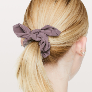 best-fall-fitness-gear-lululemon-scrunchie