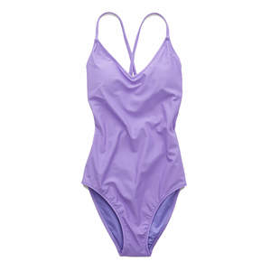 Aerie Strappy Back One-Piece Swimsuit