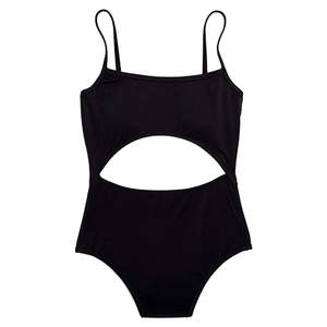 Madewell Second Wave Cutout One-Piece Swimsuit