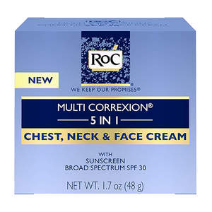 RoC Multi Correxion 5-in-1 Anti-Aging Chest, Neck, and Face Cream