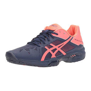 ASICS Women's GEL-Solution Speed 3 Tennis Shoe