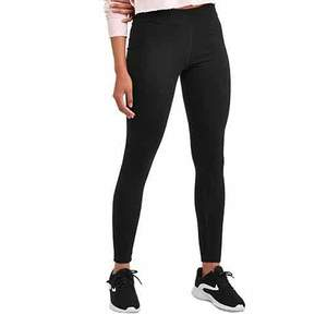 Athletic Works Dri More Core Legging Black Soot