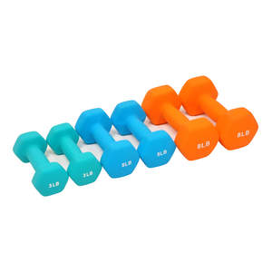 Everyday Essentials Dumbbell Set with Stand