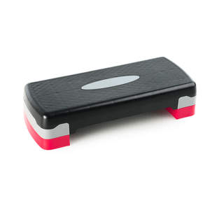 Gold's Gym Adjustable Step Deck with Non-Slip Surface