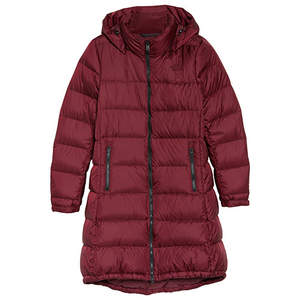 North Face Metropolis III Hooded Water Resistant Down Parka