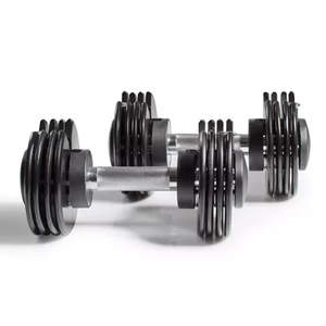 NordicTrack Adjustable Dumbbells and Stand Set