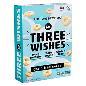 Best Low Sugar Cereal Three Wishes