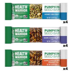 Health Warrior Pumpkin Seed Bars