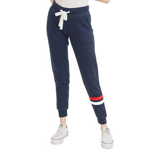 esstive Women's Ultra Soft Fleece Basic Midweight Casual Solid Jogger Pants